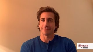 Conversations at Home with Jake Gyllenhaal of THE GUILTY
