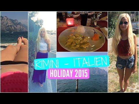 RIMINI ITALIEN - HOLIDAY SUMMER 2015