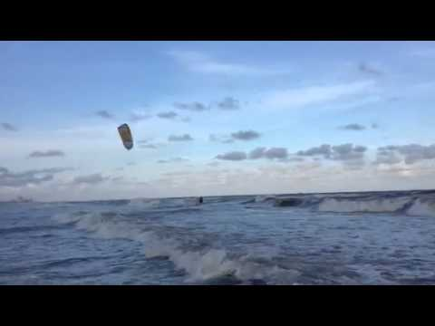 Myrtle Beach Kite Surfing