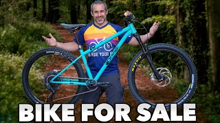 Upgrading and SELLING my Mountain Bike for the cause!