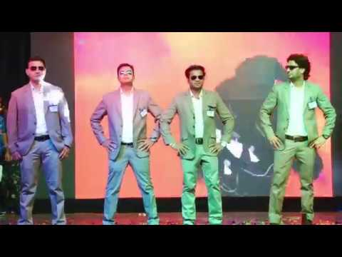 ALLEN NEET UG 2016 Victory Celebration - Fashion Show By ALLEN Kota Coaching Faculties