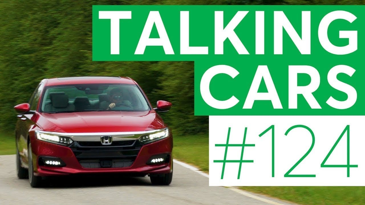 Talking Cars With Consumer Reports 124 2018 Honda Accord Tips For Dealing Dealers