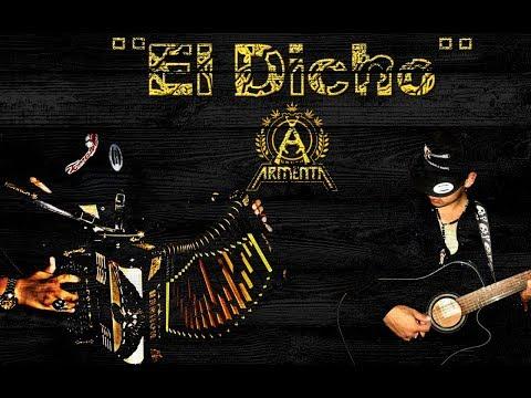 Grupo Armenta - ¨El Dicho¨ (Lyrics) Corridos Originales (Studio)