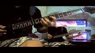 Desert Scream Cabal Online (Black Sky guitar cover)
