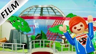 Playmobil Film deutsch EINKAUFSZENTRUM wird zum DSCHUNGEL Julian beim TV SHOW CASTING Familie Vogel