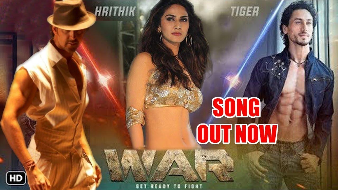 War Movie Song   Title Track   Hrithik Roshan, Vaani Kapoor   Tiger Shroff
