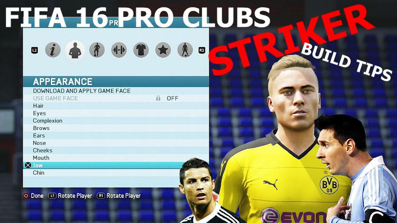 Fifa 19 Pro Clubs Tips And Tricks-How To Get Max Overall ...