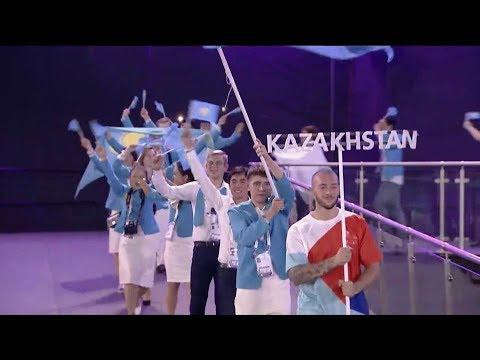 Церемония открытия WorldSkills Abu Dhabi 2017 / WorldSkills Abu Dhabi 2017 Opening Ceremony