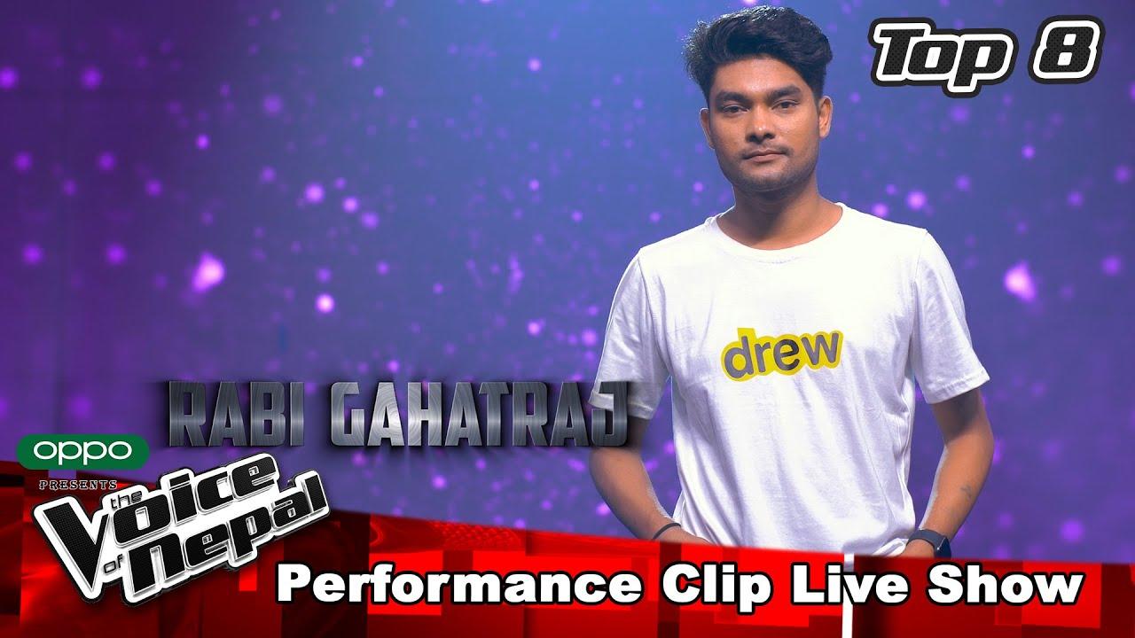 "Download Rabi Gahatraj ""Aasu Jhardina Ma"" | LIVE Show Performance | The Voice of Nepal S3"