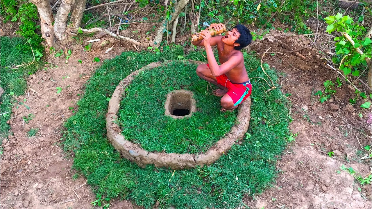 Secret Of Primitive Update Groundwater
