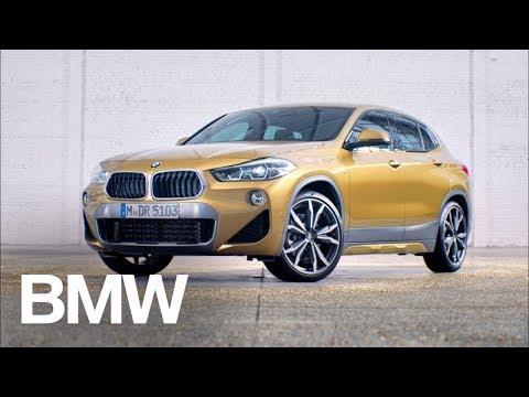 Nasce BMW X2: scopritela il 12 e il 13 maggio in concessionaria.