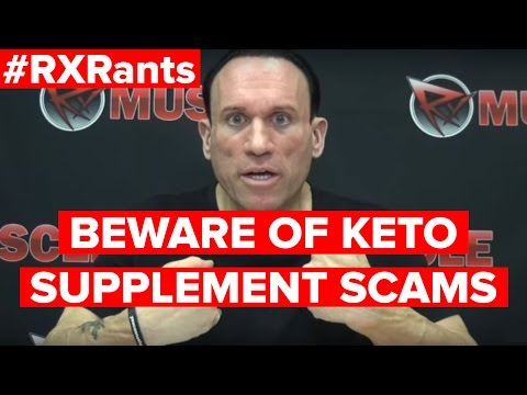 Ketogenic Diet Supplement Scams: Palumbo Rant