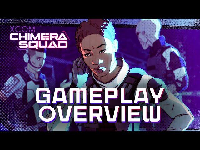 XCOM: Chimera Squad (видео)