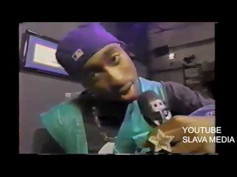 2Pac Interview + Gotta Get Mine Freestyle 1993 NEW LEAK 2015