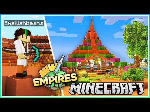King of the Badlands! | Empires SMP | Ep.1 (1.17 Survival)