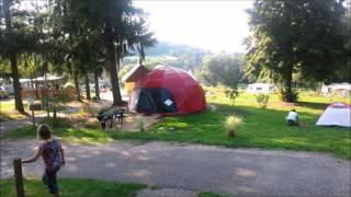 Camping du Heidenkopf à Niederbronn les Bains en Alsace (France)