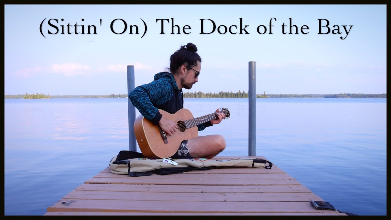 """""""(Sittin' On) The Dock of the Bay"""" - Acoustic Blues Cover"""