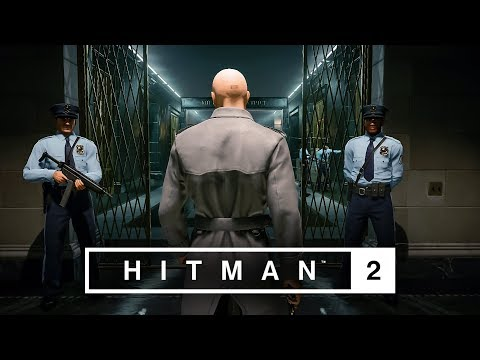 HITMAN™ 2 Master Difficulty - The Bank Heist, New York (Silent Assassin Suit Only)