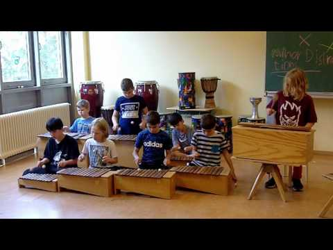 Percussion in der Grundschule - Minor Distractions