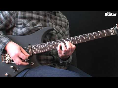 Guitar Lesson: Learn how to play the Better Call Saul theme