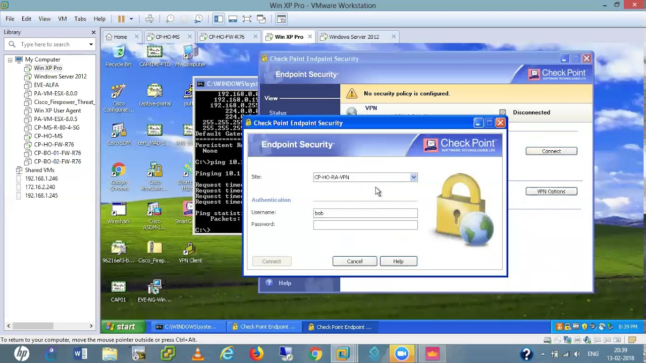 Day 13 Checkpoint Firewall Remote Access VPN and SSL VPN on R80 10