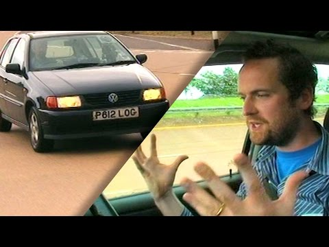 Can You Modify A Car To Save Fuel? - Fifth Gear