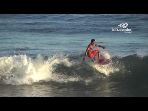 El Salvador Impresionante   Surf