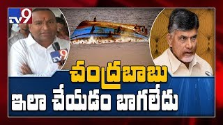 Boat accident : Chandrababu trying to politicize this issue - Vellampalli Srinivas - TV9