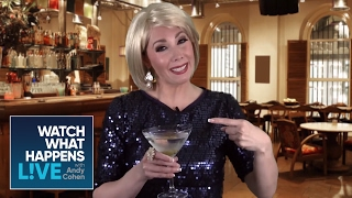Amy Phillips Does An Impersonation of RHONY's Dorinda Medley | WWHL