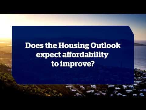 QBE Australian Housing Outlook 2017 - 2020-  Affordability