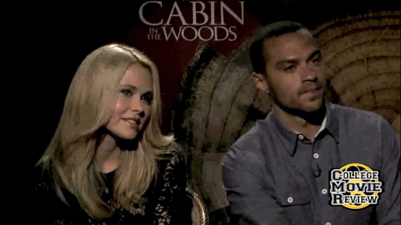 The Cabin In The Woods Anna Hutchison Jesse Williams