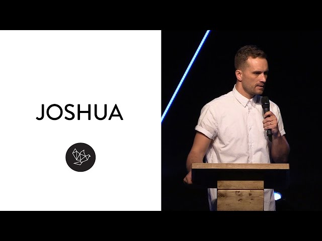 Joshua 5: 13-15 -- The Courage to Worship and Yield (03/10/2019)