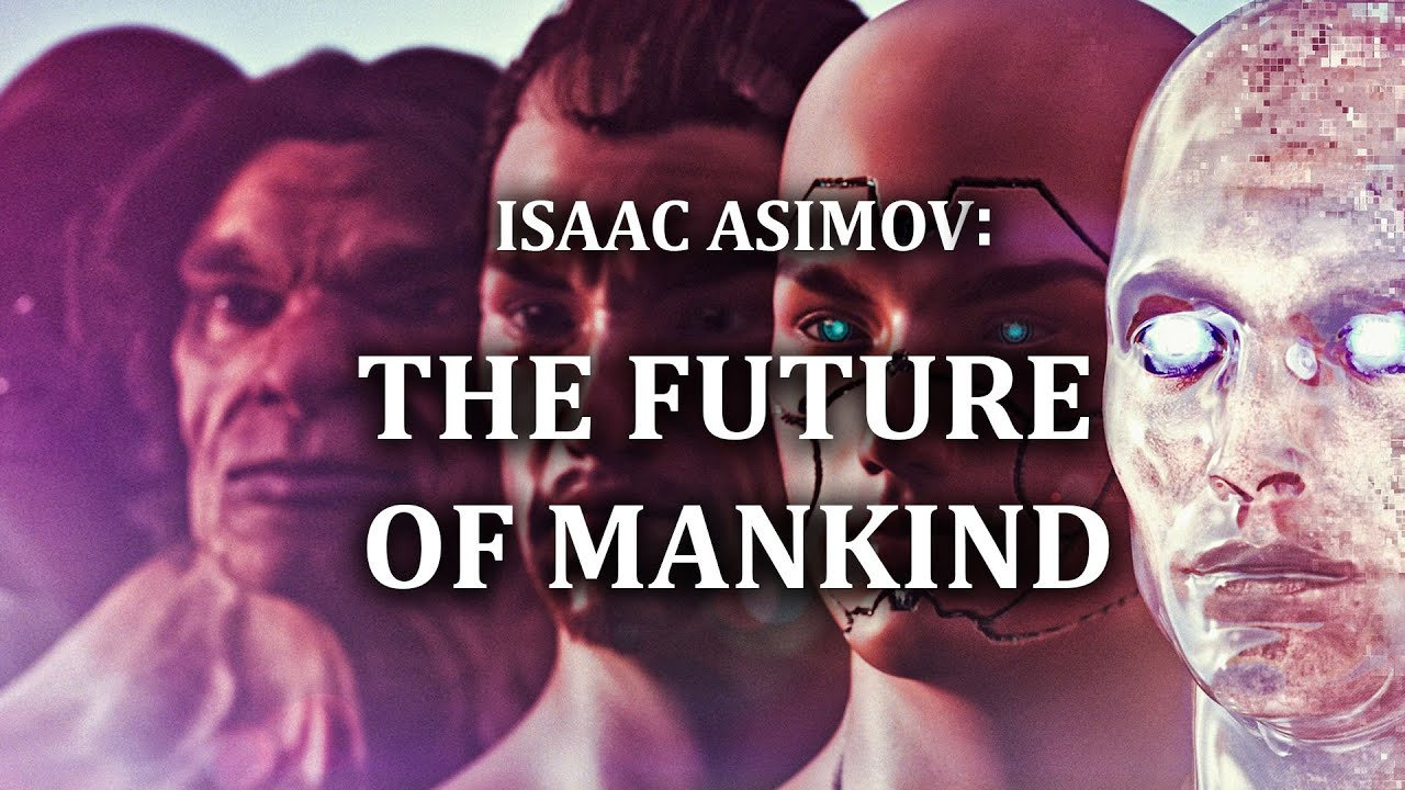 Isaac Asimov's Vision of Humanity's Future | Foundation Ending Explained