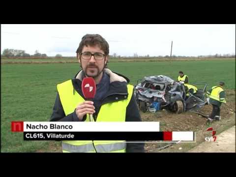 Noticias Castilla y León 20.30h (22/03/2017)