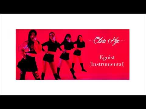 LOONA/Olivia Hye - Egoist (Feat. JinSoul) (Instrumental)