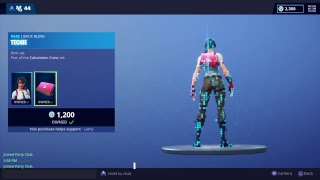 I accidently bought the maven skin in fortnite