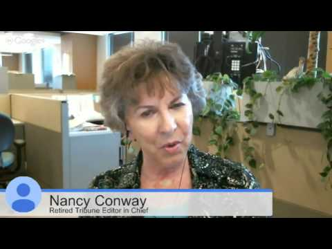 Trib Talk: An exit interview with newly retired Salt Lake Tribune editor Nancy Conway