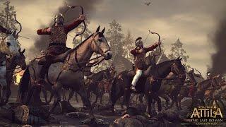 Новое дополнение «Последний римлянин» для Total War: ATTILA