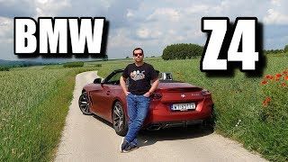 BMW Z4 M40i Roadster G29 (ENG) - Test Drive and Review
