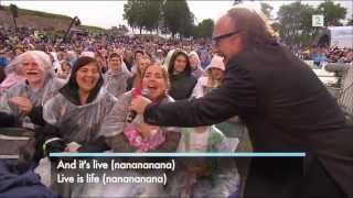 Opus - Life is life @Allsang på grensen 2013
