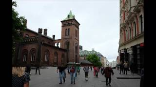3TaoPaTiew: 14D in Norway, Ep24(D3) walking street, sim card & rent car