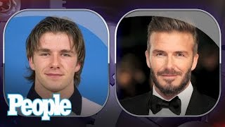 Watch David Beckham Get Sexier By The Second   Sexiest Man Alive 2015   PEOPLE