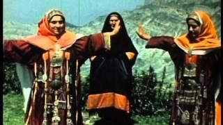 """Фильм про дагестанский ансамбль танца """"Лезгинка"""""""