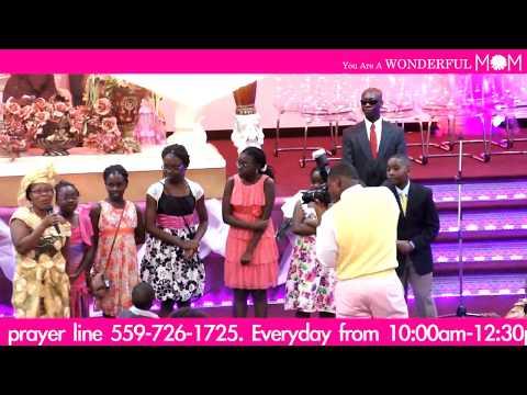 Mother's Day Service - Divine Prayerline