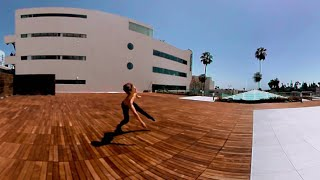 This 360 Video of Ballet Dancer Sergei Polunin Will Leave You Breathless