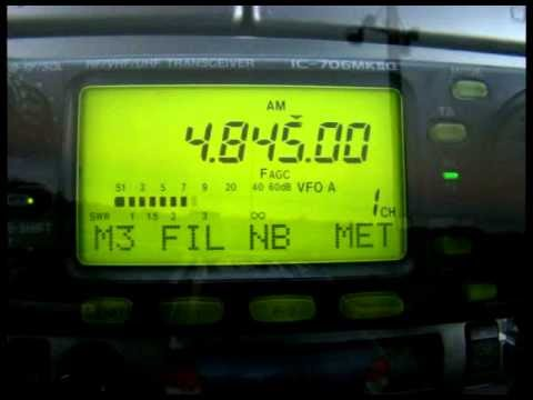 Mobile Shortwave DX - Radio Mauritanie