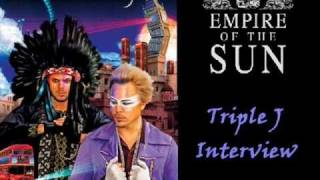 Empire of the Sun Interview - Luke Steele and Nick Littlemore 2008