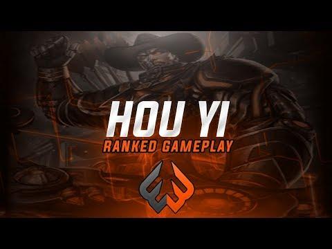 Hou Yi: JUST GO SHELL - Smite