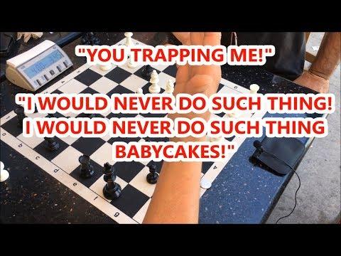 "100+ Move EPIC Thriller With DIRTY Queen Trap! Zoran ""The Healer"" vs. ""Anaconda"" Al"