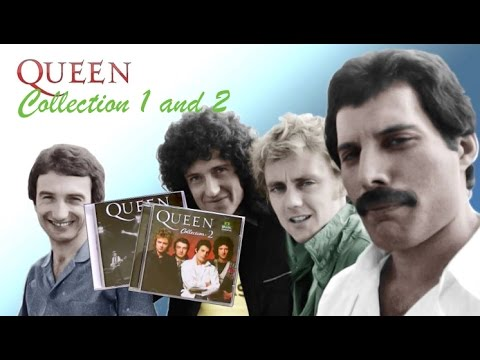 [276] Queen Collection 1 and 2 - CDs from Brazil (2007/2008)